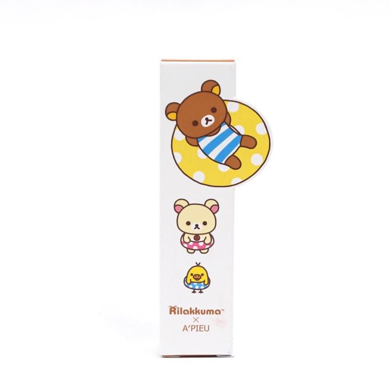 A'PIEU Rilakkuma Nonco Mastic Band Patch review