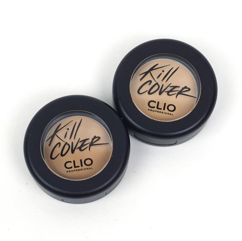 CLIO Kill Cover Pro Artist Pot Concealer review