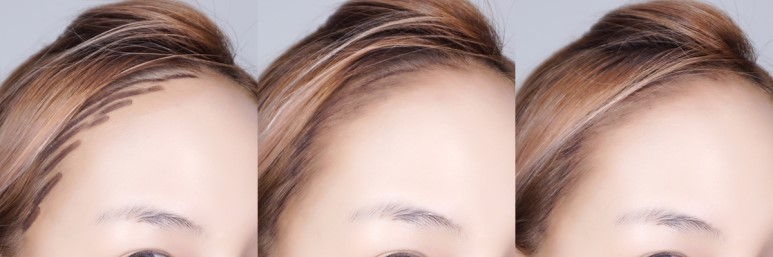 ETUDE HOUSE Hot Style Photo Hair Liner review