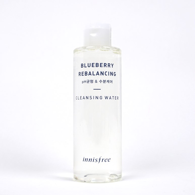 INNISFREE Blueberry Rebalancing Cleansing Water review