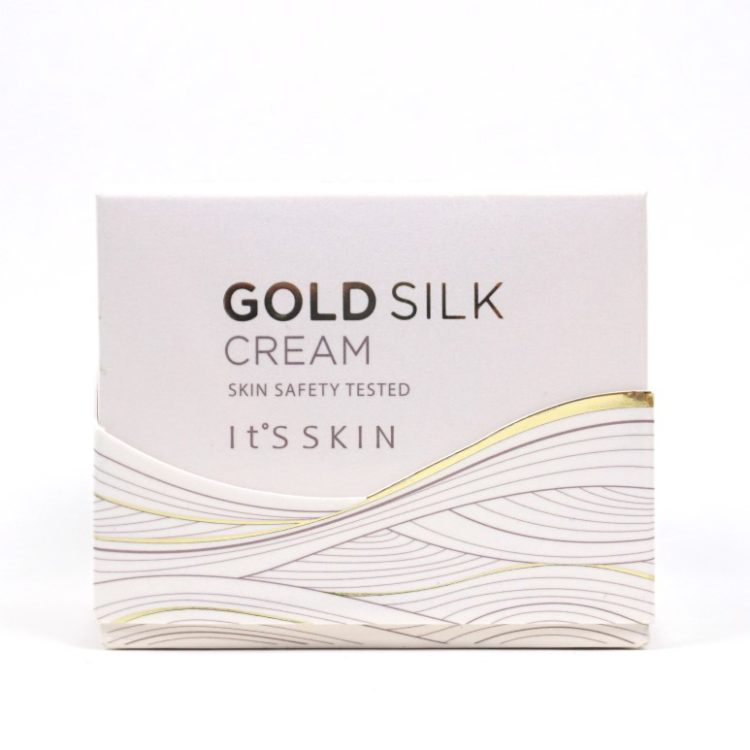 IT'S SKIN Gold Silk Cream review