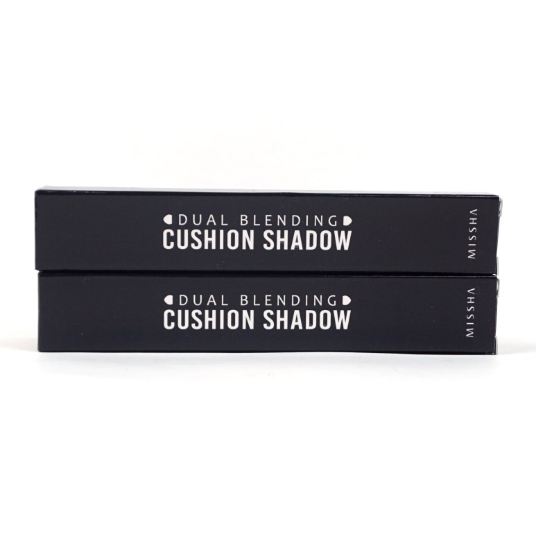 MISSHA Dual Blending Cushion Shadow review