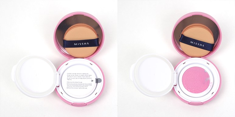 MISSHA Tension Blusher review