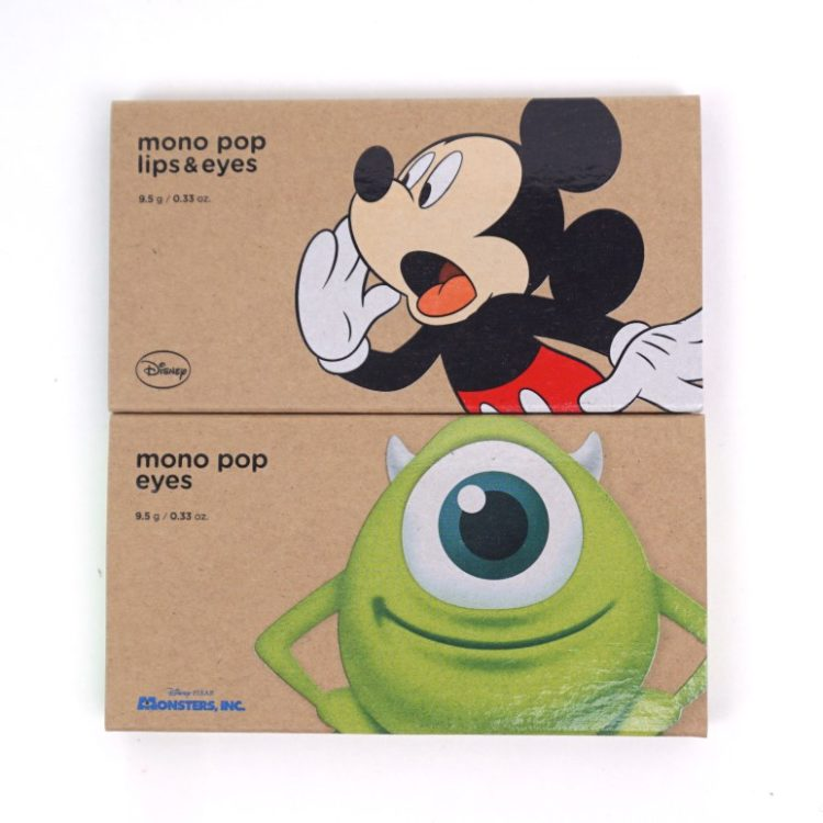 THE FACE SHOP Disney Mono Pop Eyes review