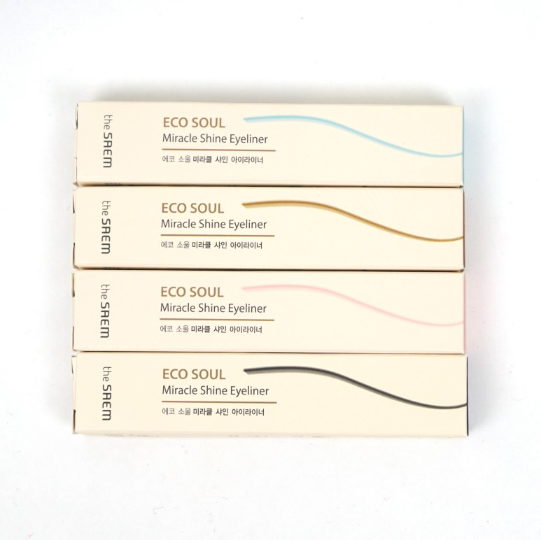 THE SAEM Eco Soul Miracle Shine Eyeliner review
