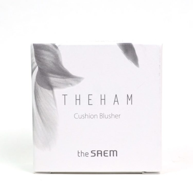 THE SAEM THE HAM Cushion Blusher review