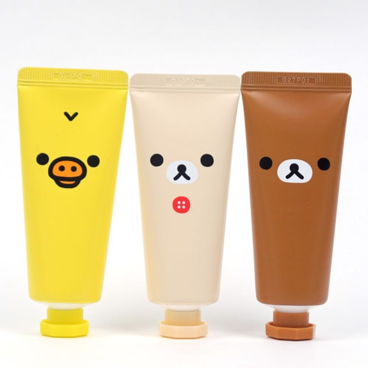 A'PIEU Rilakuma Perfumed Hand Cream review