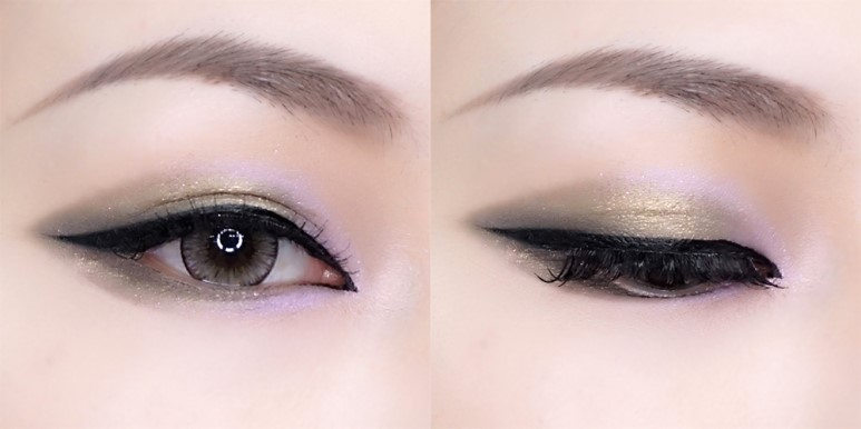 ETUDE HOUSE Look At My Eyes Melancholy Budapest review