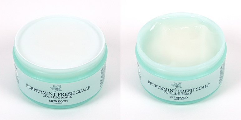 SKINFOOD Peppermint Fresh Scalp Cooling Mask review