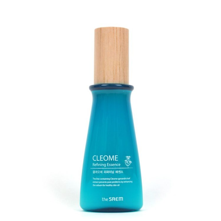 THE SAEM Cleome Refining Essence review