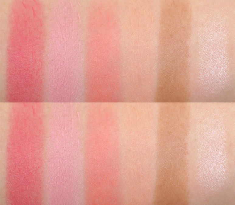 THE SAEM Saemmul Half & Half Stick Blusher review