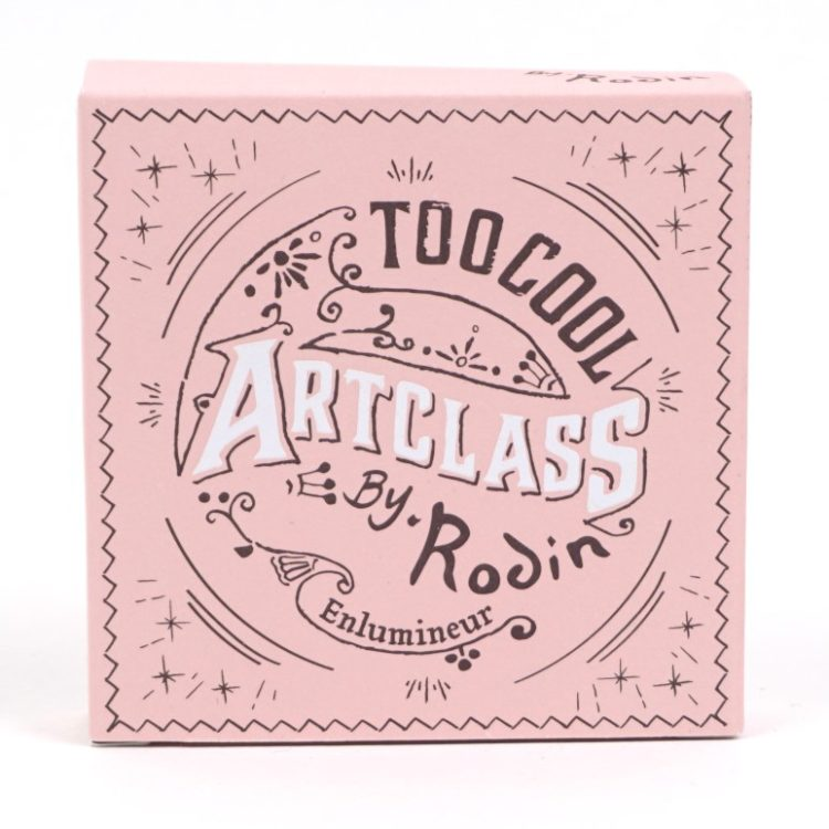 TOO COOL FOR SCHOOL Art Class by Rodin Highlighter review