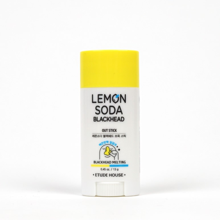 ETUDE HOUSE Lemon Soda Blackhead Out Stick review
