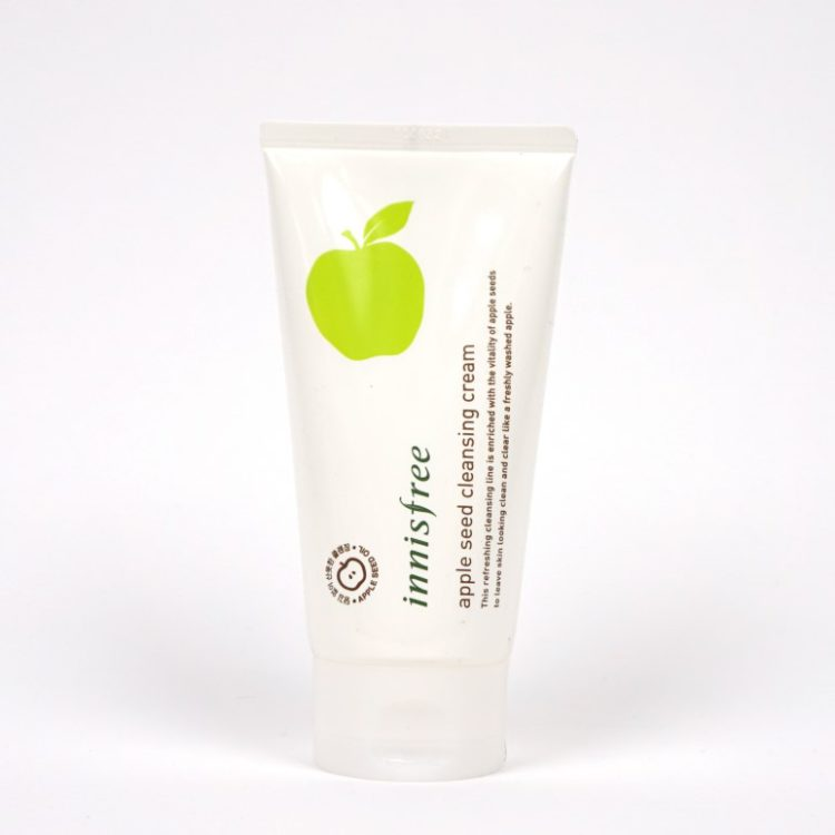 INNISFREE Apple Seed Cleansing Cream review