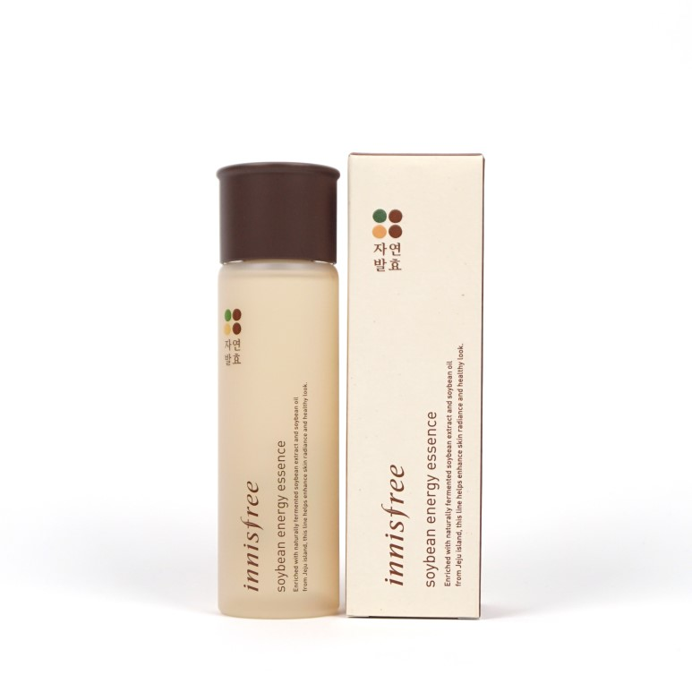 INNISFREE Soybean Energy Essence review