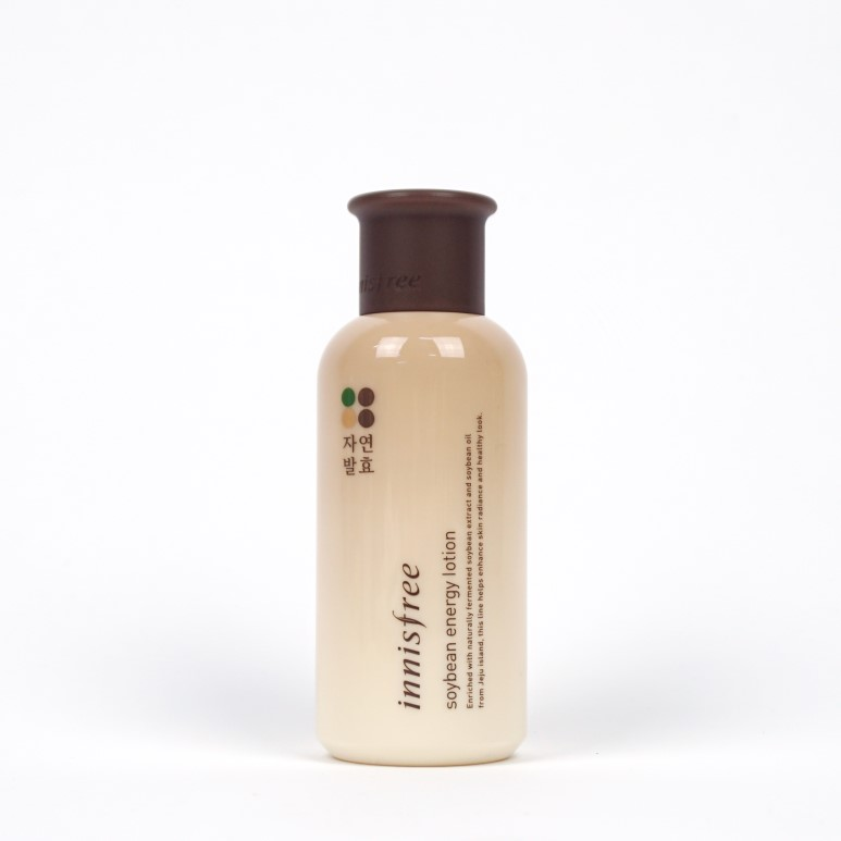 INNISFREE Soybean Energy Lotion review
