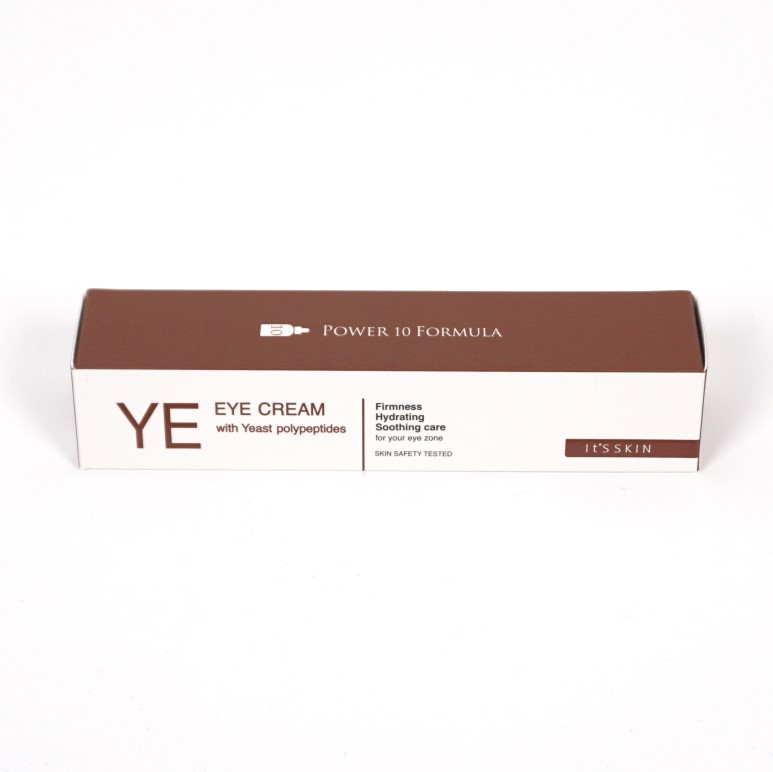 IT'S SKIN Power 10 Formula YE Eye Cream review
