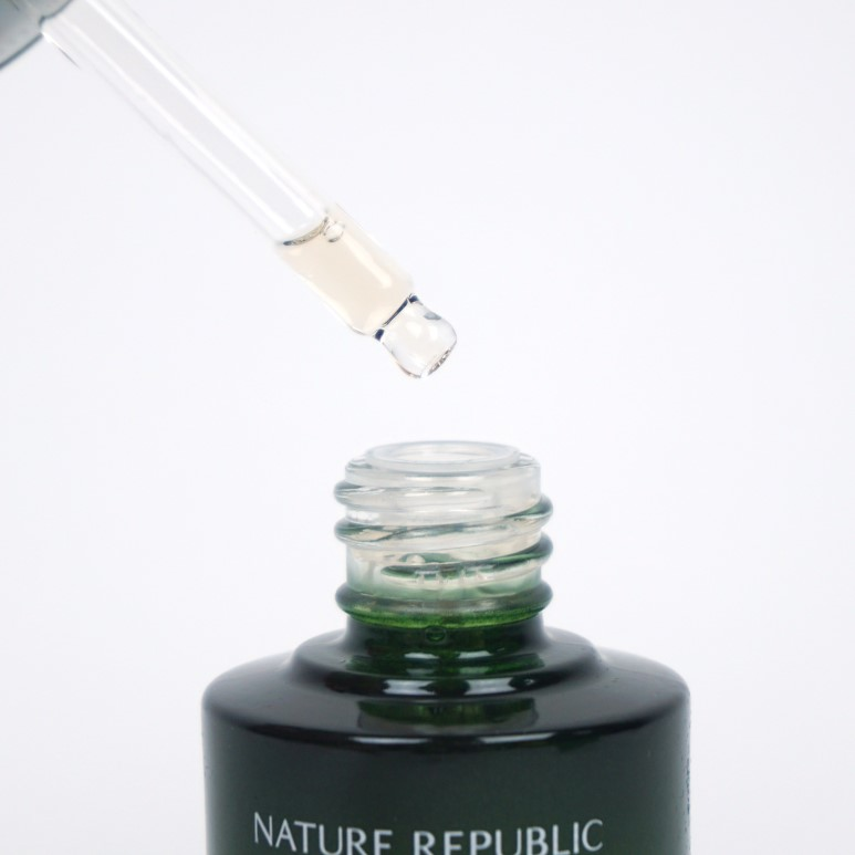 NATURE REPUBLIC Ginseng Royal Silk Boosting Ampoule review