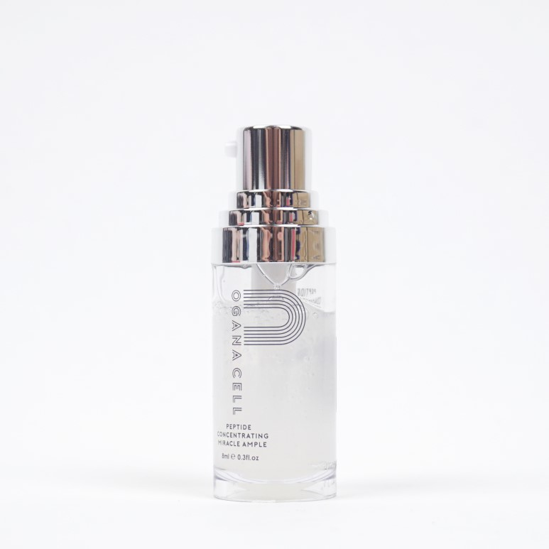 OGANA CELL Peptide Concentrating Miracle Ampoule review