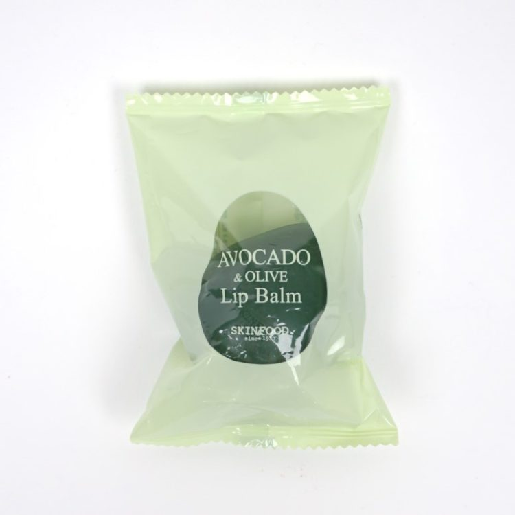 SKINFOOD Avocado Olive Lip Balm review