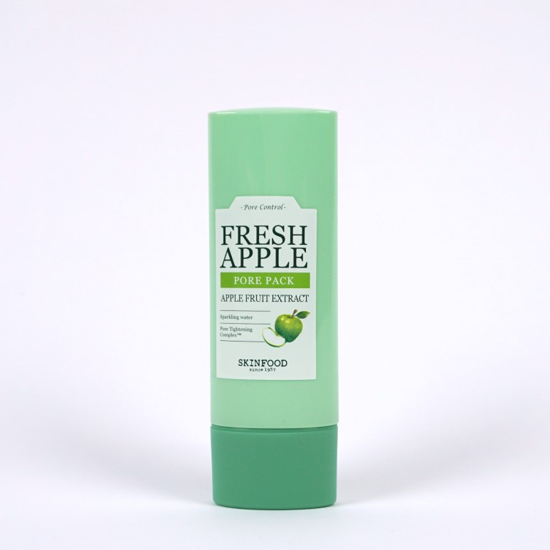 SKINFOOD Fresh Apple Pore Pack review