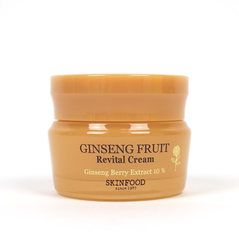 SKINFOOD Ginseng Fruit Revital Cream review