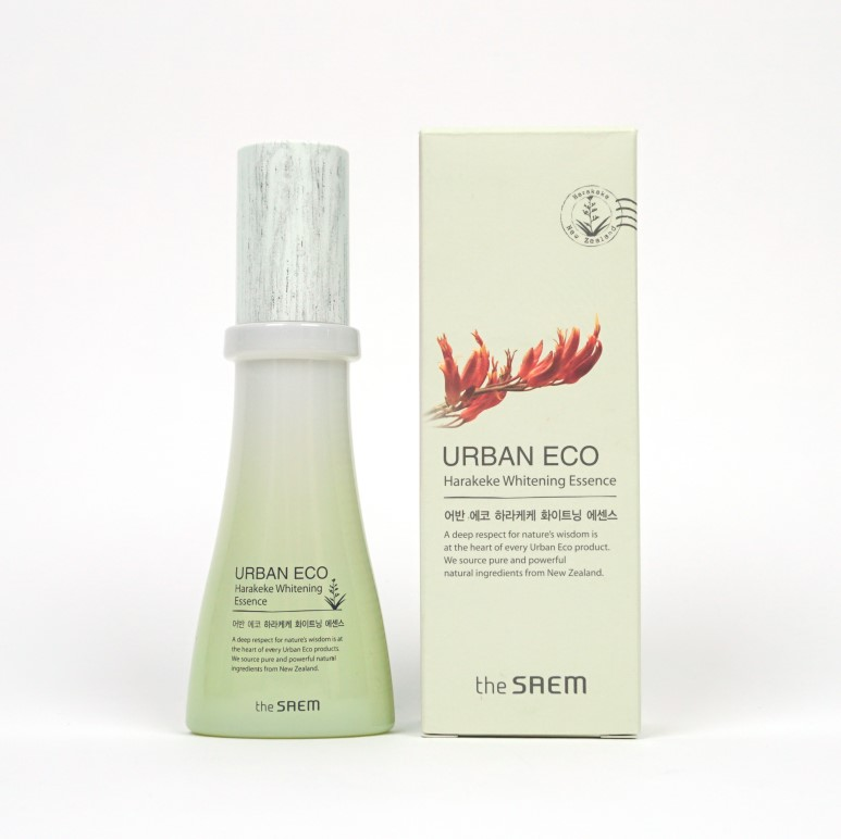 THE SAEM Urban Eco Harakeke Whitening Essence review