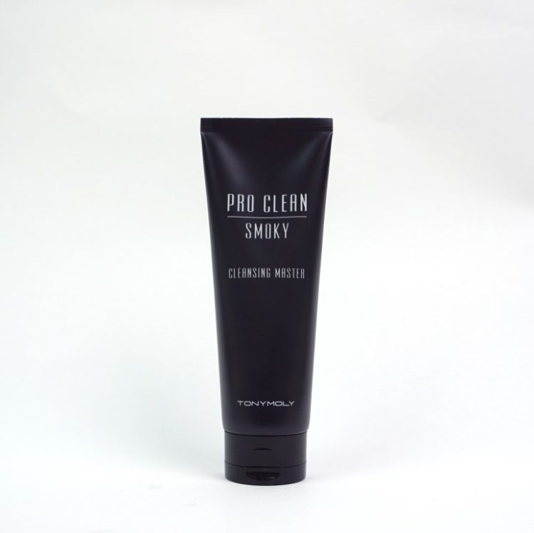 TONYMOLY Pro Clean Smoky Cleansing Master review