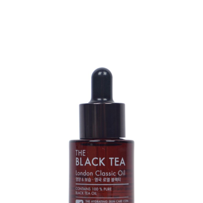 TONYMOLY The Black Tea London Classic Oil review