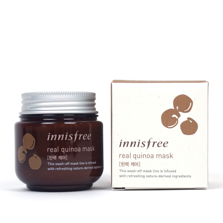 INNISFREE Real Quinoa Mask review