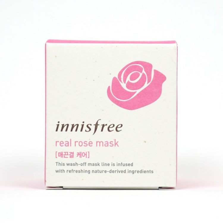 INNISFREE Real Rose Mask review