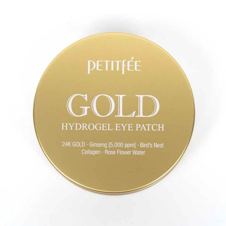 PETITFEE Gold Hydrogel Eye Patch review