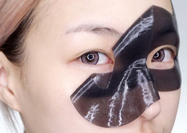 ETUDE HOUSE Black Hydrogel Eye Patch review