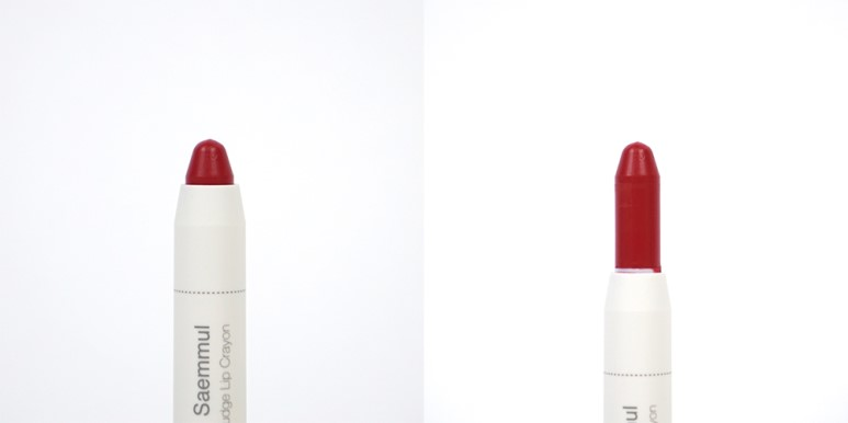 The Saem Saemmul Smudge Lip Crayon review