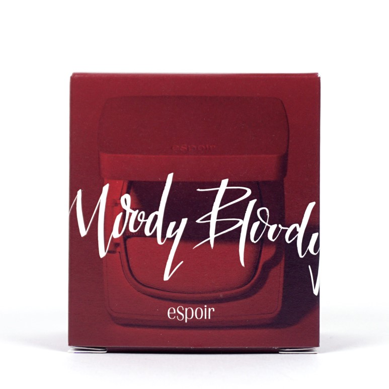 ESPOIR Moody Bloody Pro Taylor Cushion review