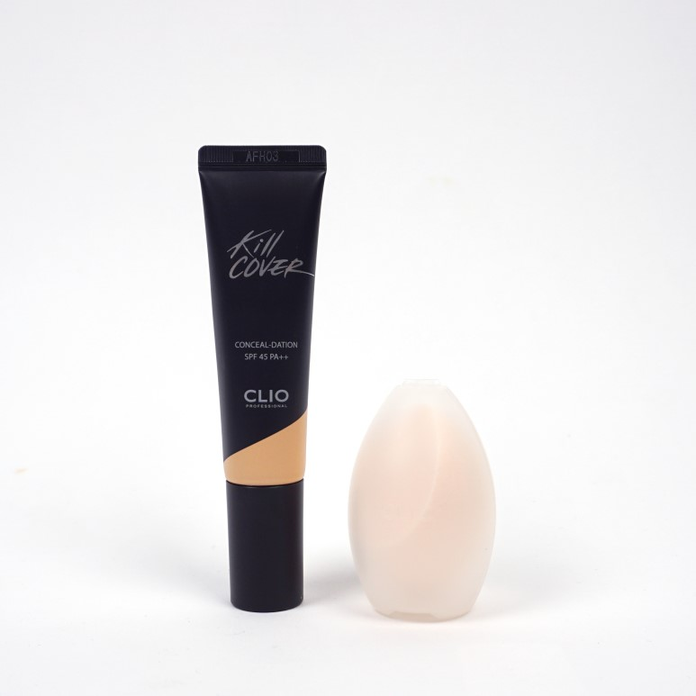 CLIO Kill Cover Conceal-Dation review