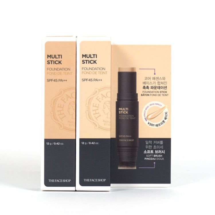THE FACE SHOP Multi Stick Foundation Fond de Teint review