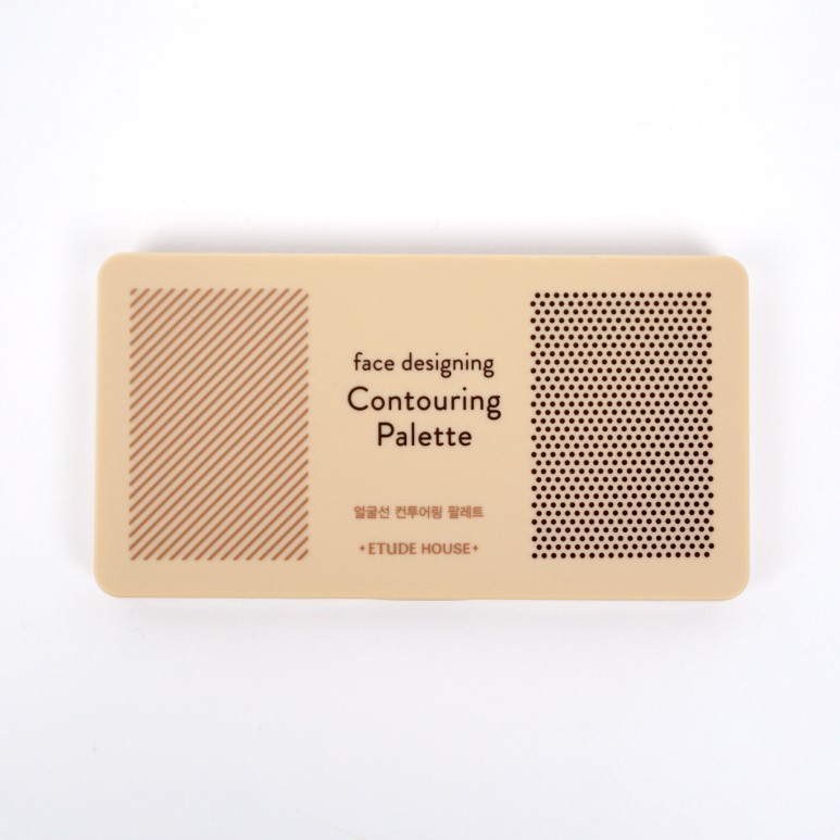 ETUDE HOUSE Face Designing Contouring Palette review