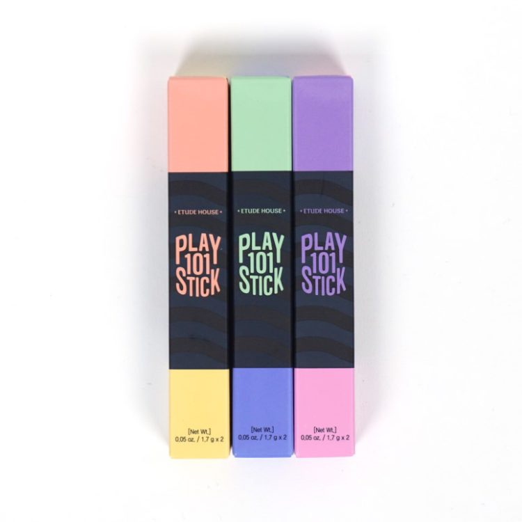 ETUDE HOUSE Play 101 Stick Color Contour Duo review
