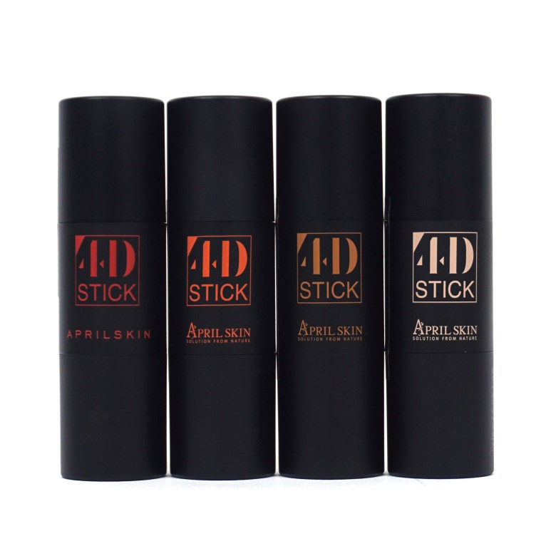 APRIL SKIN 4D Stick review