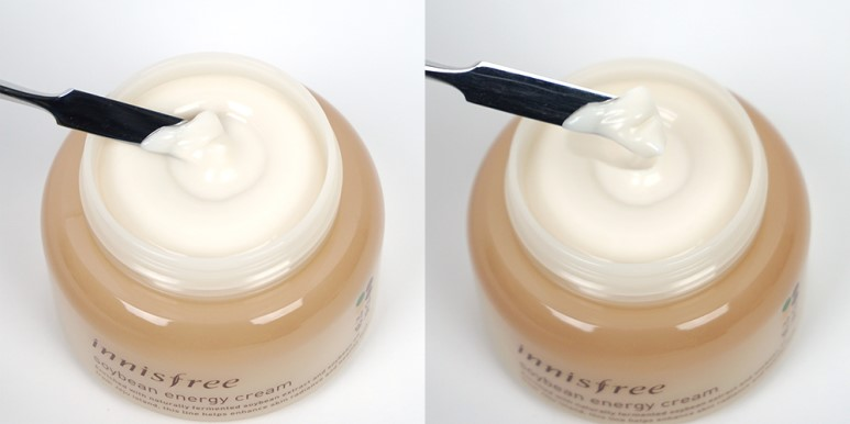 Innisfree Soybean Energy Cream review