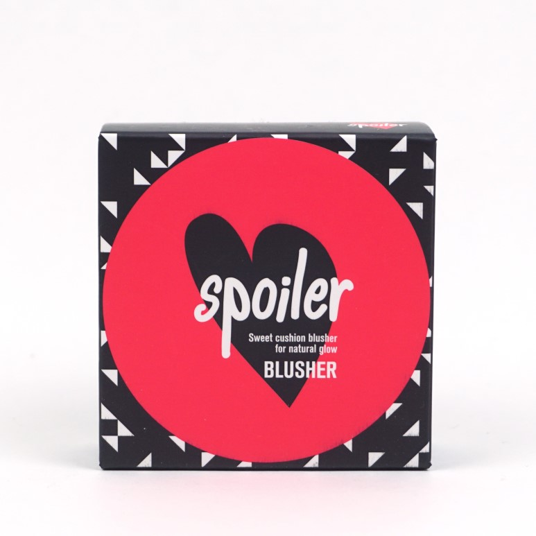 TONYMOLY Spoiler Mini Cushion Blusher review