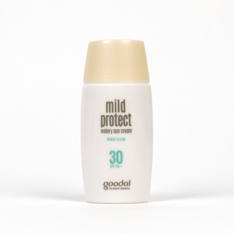 Goodal Mild Protect Watery Sun Cream review