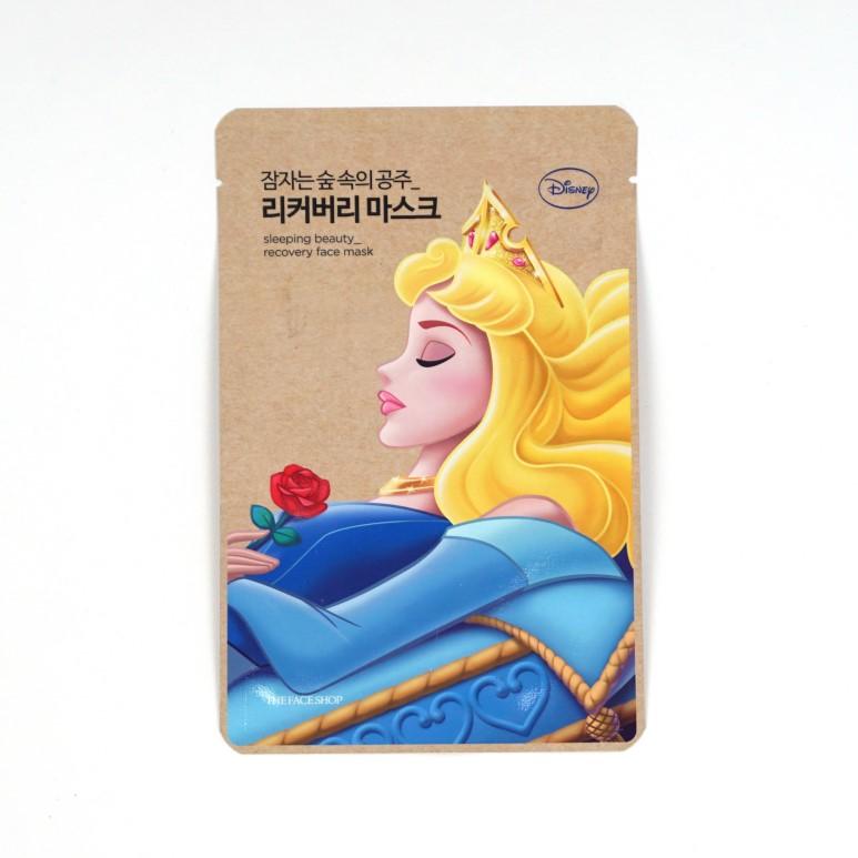 The Face Shop Sleeping Beauty Recovery Mask review