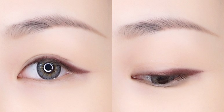 The Face Shop Inkgel Pencil Eyeliner review