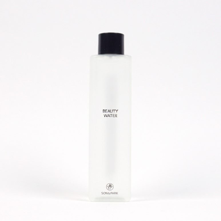Son&Park Beauty Water review