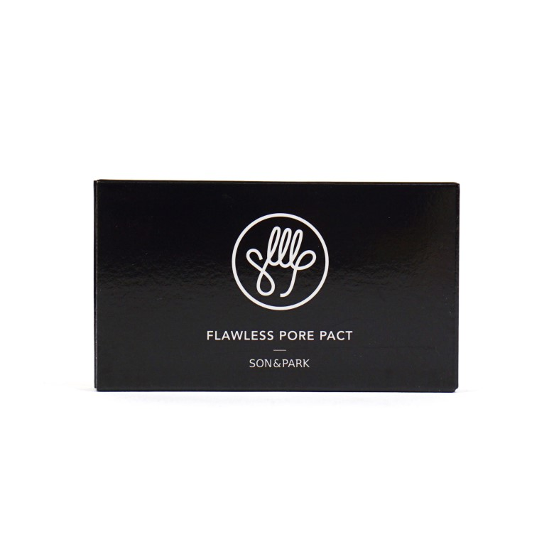 Son&Park Flawless Pore Pact review