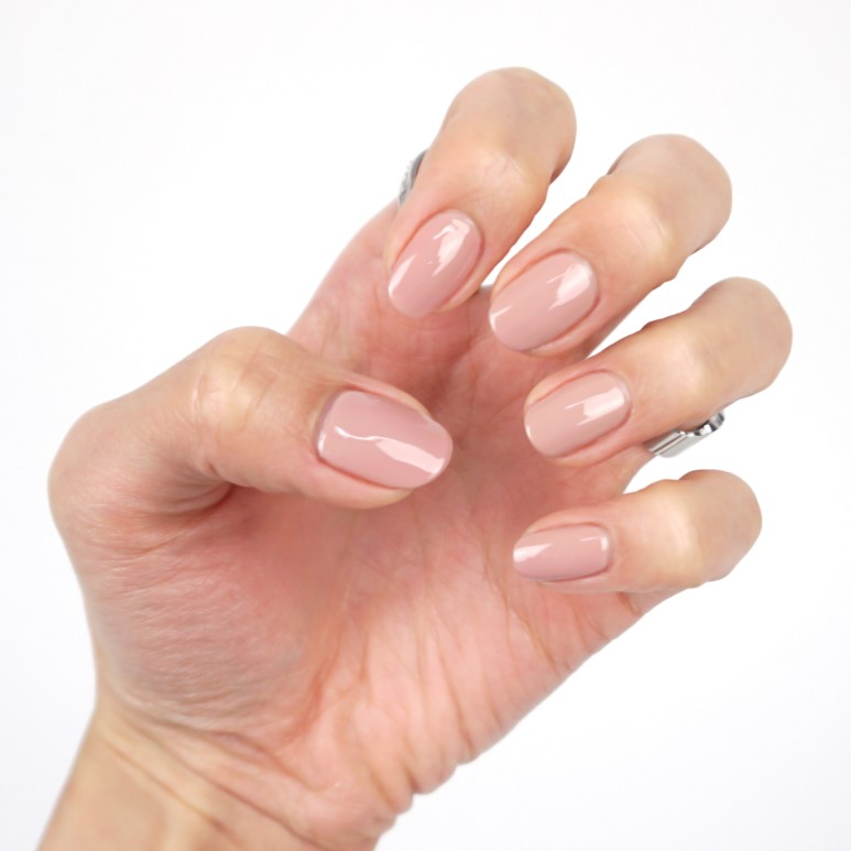Skinfood Fruit Syrup Nails review