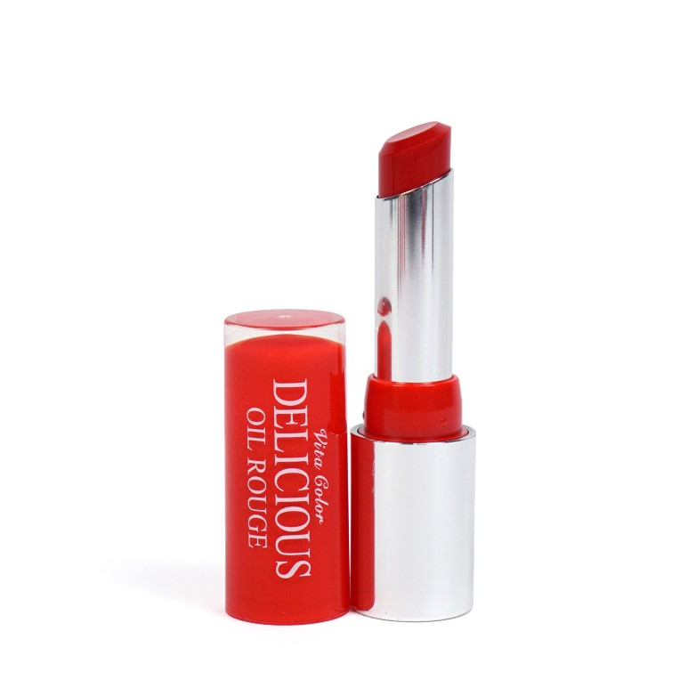 SkinFood Vita Color Delicious Oil Rouge review