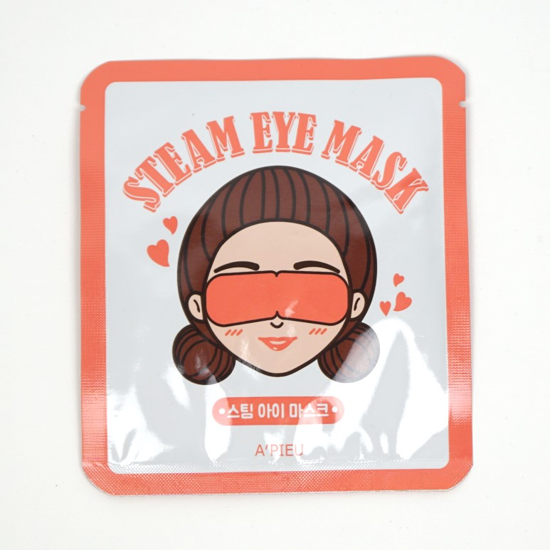 steam eye mask instructions